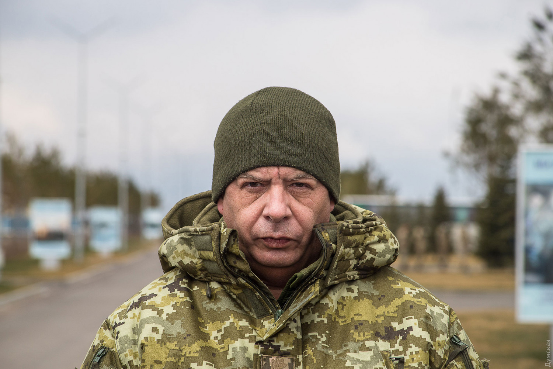 генерал-майор Александр Голоднюк