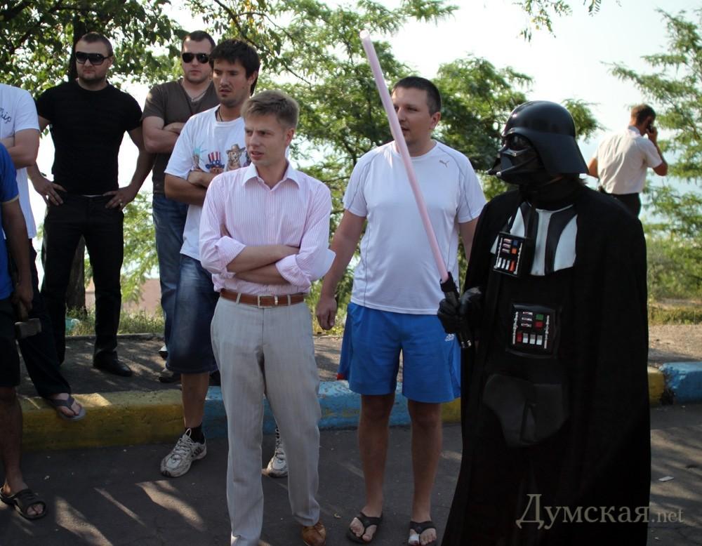 Дарта Вейдера зарегистрировали кандидатом в депутаты - Цензор.НЕТ 5469