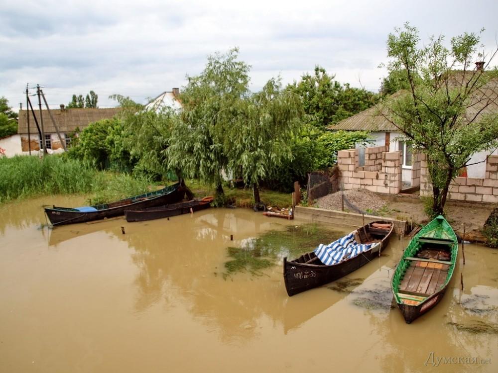 Вилково украинская венеция отдых фото